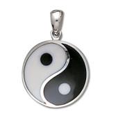 Yin Yang vedhæng - u/kæde