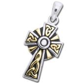 Keltisk Kors - u/kæde