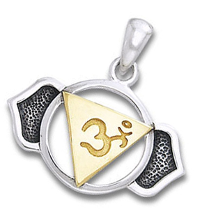 Image of   Chakra vedhæng 6 Chakra - Ajna - Pinealchakraet - u/kæde
