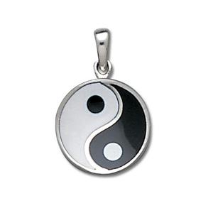 Yin Yang vedhæng – u/kæde – pris 169.00