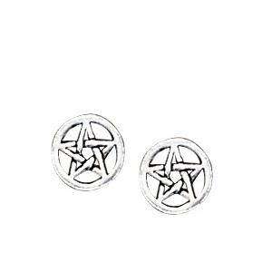 Ørestikker med Pentagram – pr sæt – pris 99.00