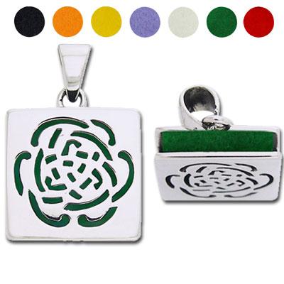 Vedhæng Aromaterapi Rose – u/kæde – pris 329.00
