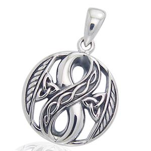 Vedhæng med Uendelighedstegnet – Infinity – u/kæde – pris 219.00