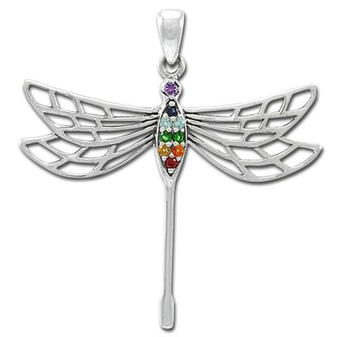 Chakra Dragonfly – u/kæde – pris 399.00