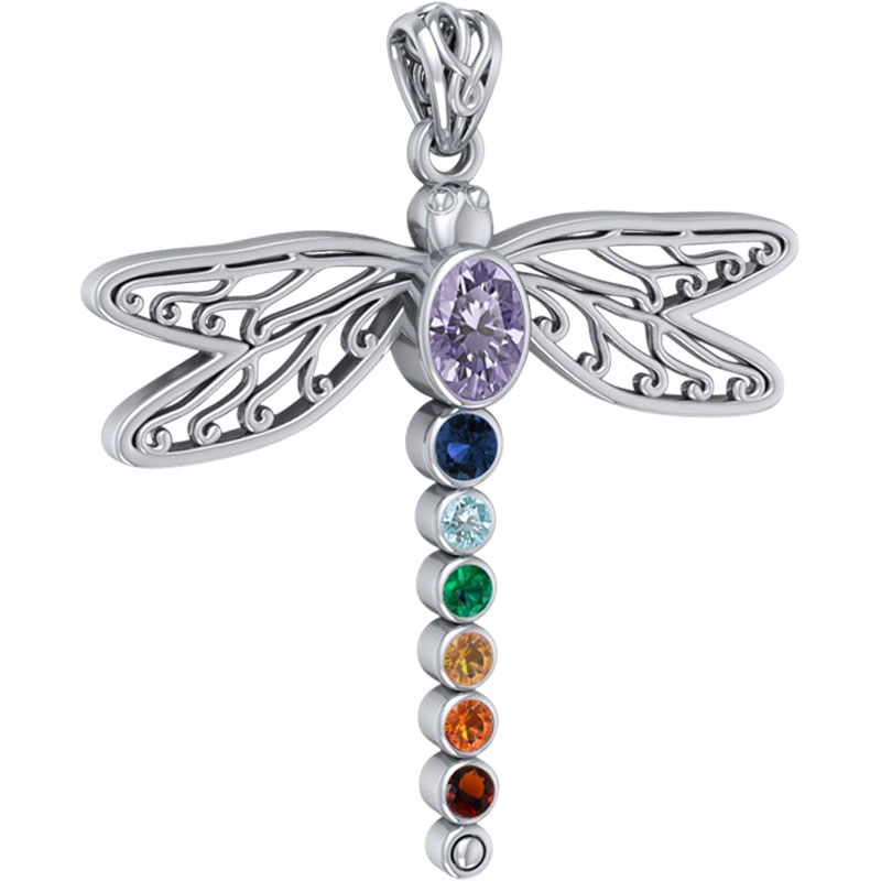 Image of Chakra Dragonfly - 42mm - u/kæde