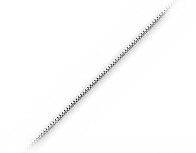 Venezia halskæde - 51 cm - tykkelse 0,8mm